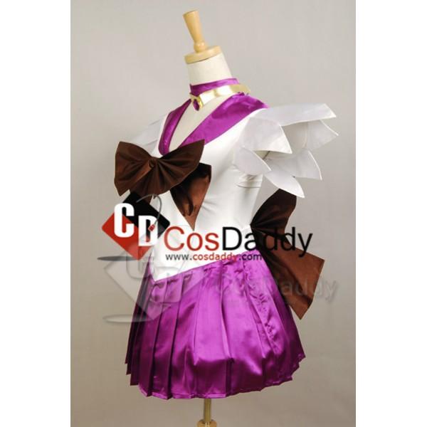 Sailor Moon Saturn Dress Cosplay Costume