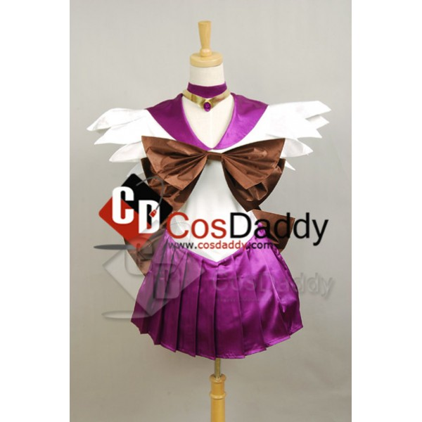 Sailor Moon Saturn Dress Cosplay Costume