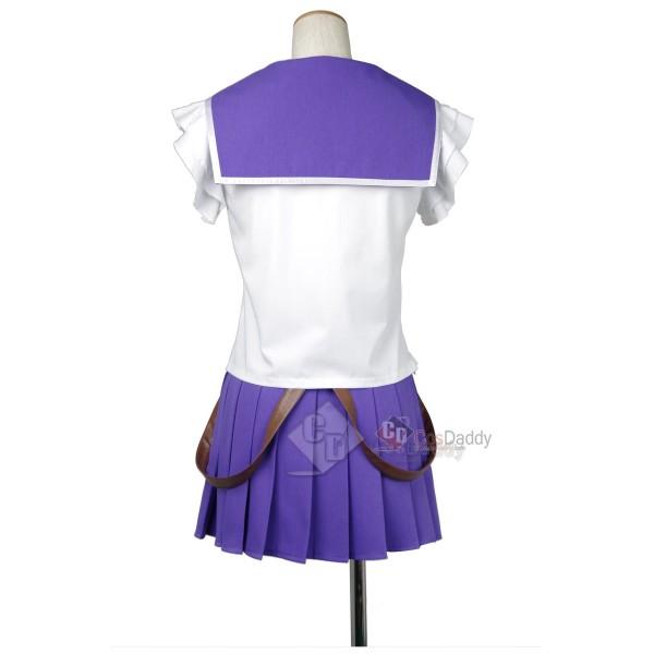School-Live Gakkō Gurash Takeya Yuki Uniform Cosplay Costume