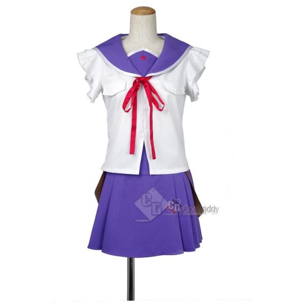 School-Live Gakkō Gurash Takeya Yuki Uniform Cosp...
