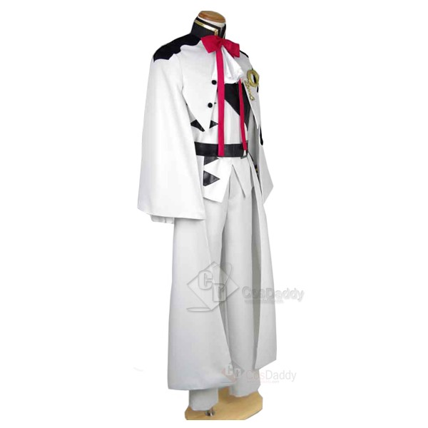 Seraph of the End Owari no Serafu Ferid Bathory Vampire Uniform Cosplay Costume