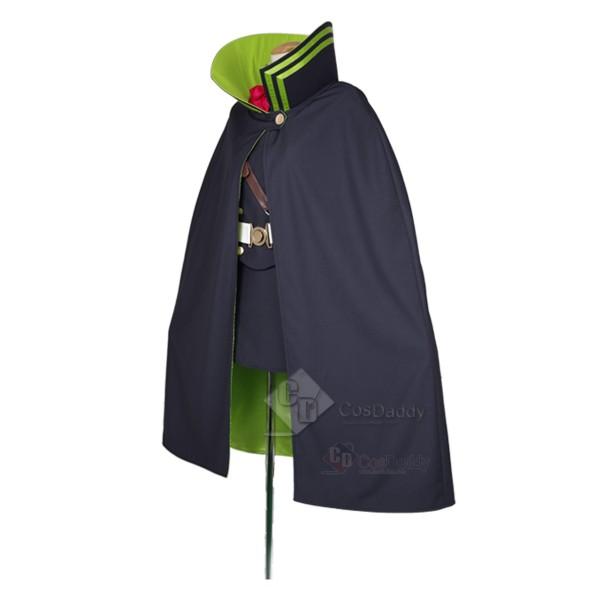 Seraph of the End Owari no Serafu Mitsuba Sangū Uniform Cosplay Costume