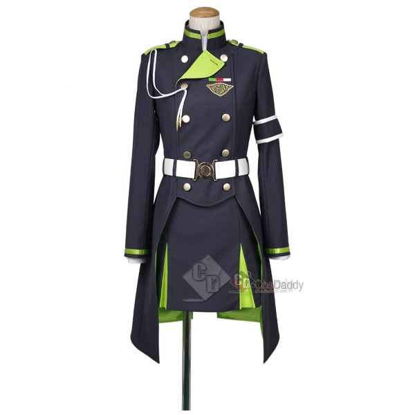 Seraph of the End Owari no Serafu Shigure Yukimi C...