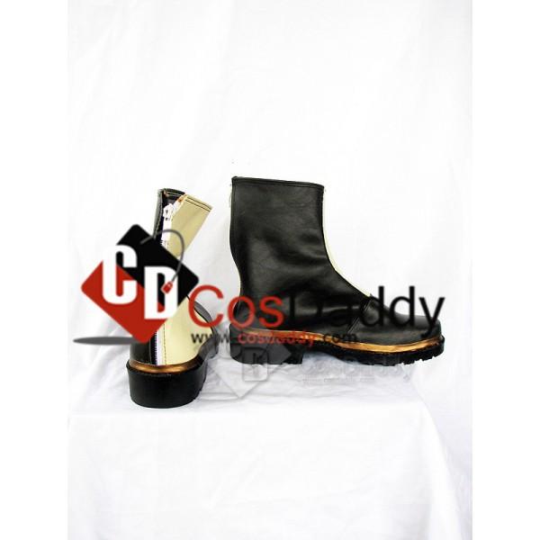 Shadow Hearts Yuri Volte Hyuga Boots Shoes