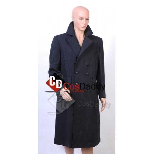 Sherlock Holmes Cape Coat Cosplay Costume Wool Version