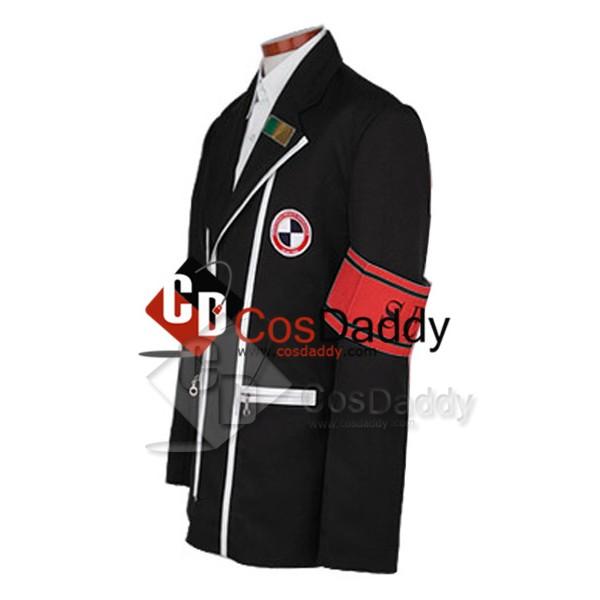 Shin Megami Tensei: Persona 3 P3 Cosplay School Boy Uniform Cosplay Costume