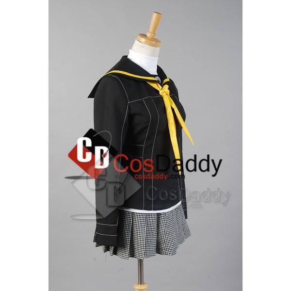 Shin Megami Tensei Persona 4 School Girl Uniform Dress Cosplay Costume