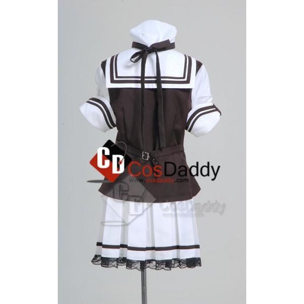 Shuffle School Girl Cosplay Costume