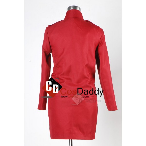 Star Trek 2009 Movie Cadet Uniform Jacket Pants Cosplay Costume