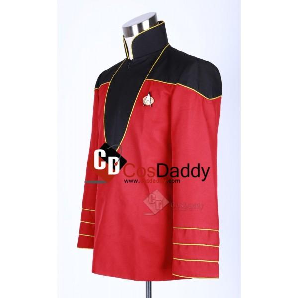 Star Trek  Voyager Admiral's Jacket Uniform Costume