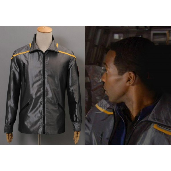 Star Trek Enterprise Away Team Jacket Uniform Cosplay Costume