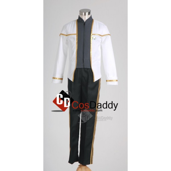 Star Trek TNG Insurrection Nemesis  Uniform  Costu...