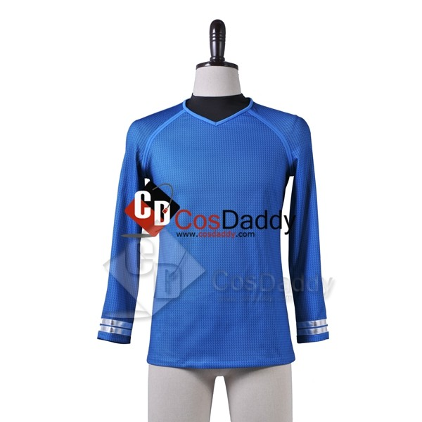 Star Trek Into Darkness Spock Shirt Uniform Cospla...
