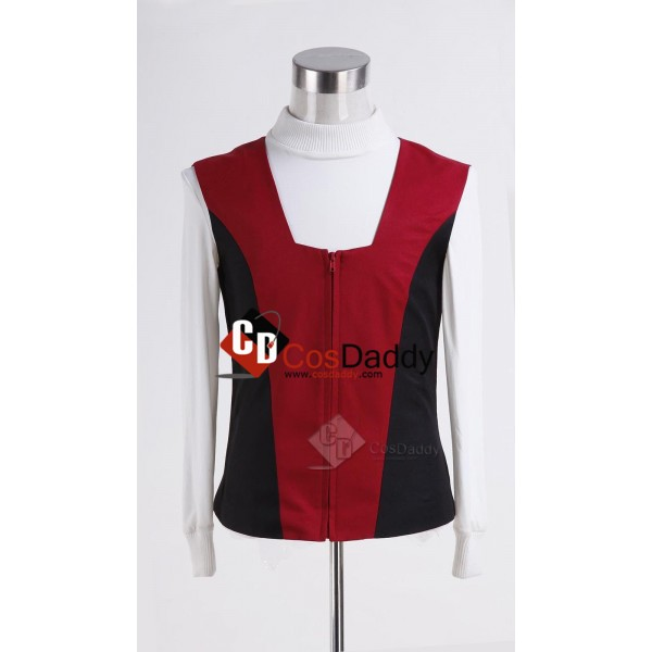 Star Trek TNG Generations Captain Kirk Shirt Vest ...