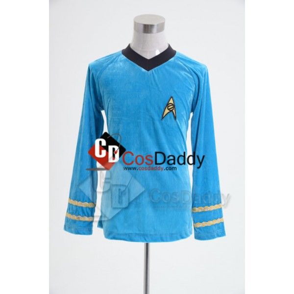 Star Trek TOS the Original Series  Duty Uniform Bl...