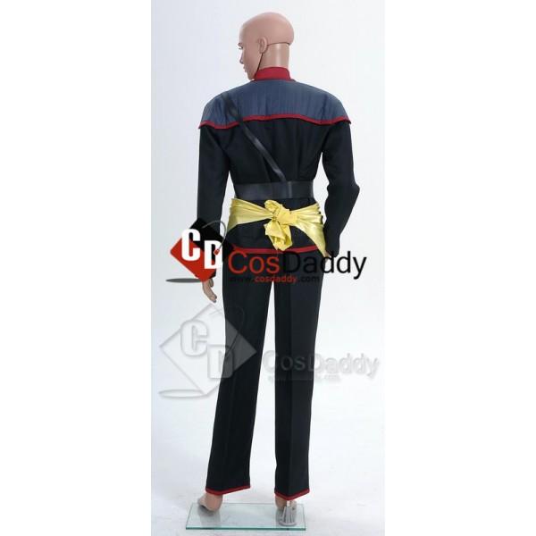Star Trek TOS the Original Series Mirror,Mirror  Uniform  Costume