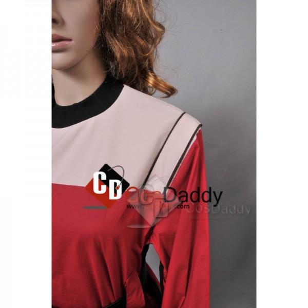 Star Trek TOS Starfleet Uniform Enlisted Crew Utility Jumpsuit