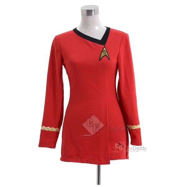 Star Trek The Original Series Female Duty Uniform ...