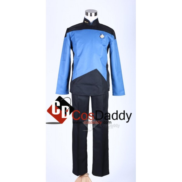 Star Trek TNG The Next Generation Uniform Cosplay ...