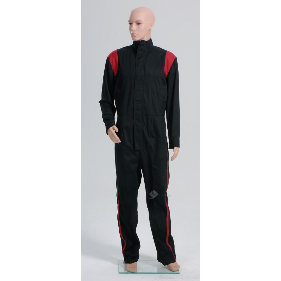 Hot Star Wars Imperial Tie Fighter Pilot Flight Suit Cosplay Costume