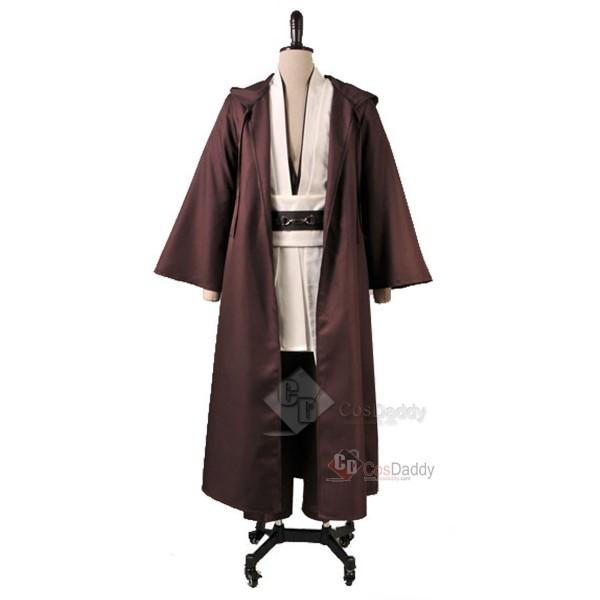 Star Wars Kenobi Jedi TUNIC Cosplay Costume