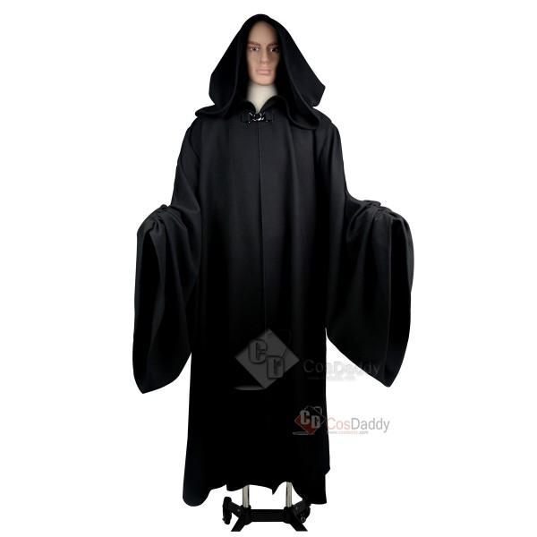 Star Wars Palpatine Robe Cosplay Costume