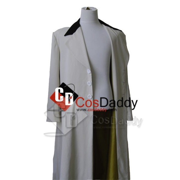 Stardust Tristan Trench Coat Cosplay Costume