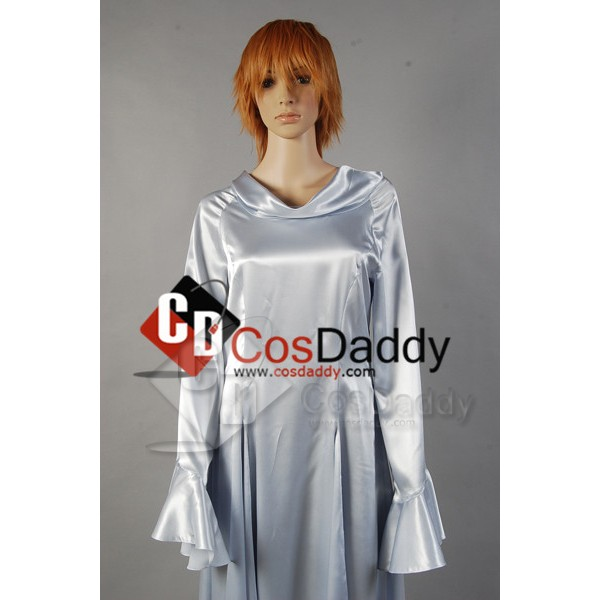 Stardust Yvaine's Silver Dress Cosplay Costume