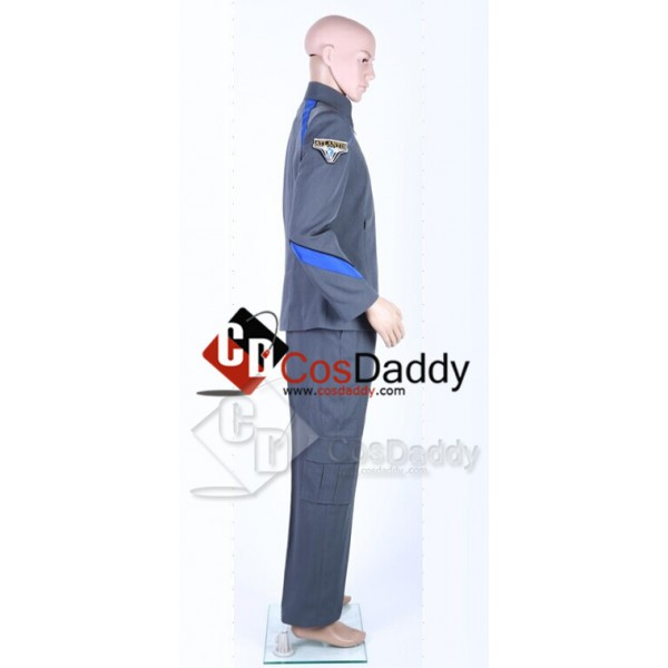 Stargate Atlantis Dr .Rodney McKay Full Set Uniform Cosplay Costume