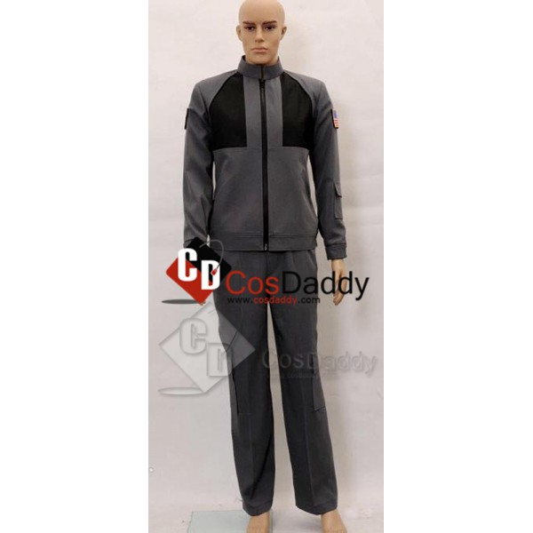 Stargate Atlantis John Sheppard Jacket Pants Unifo...