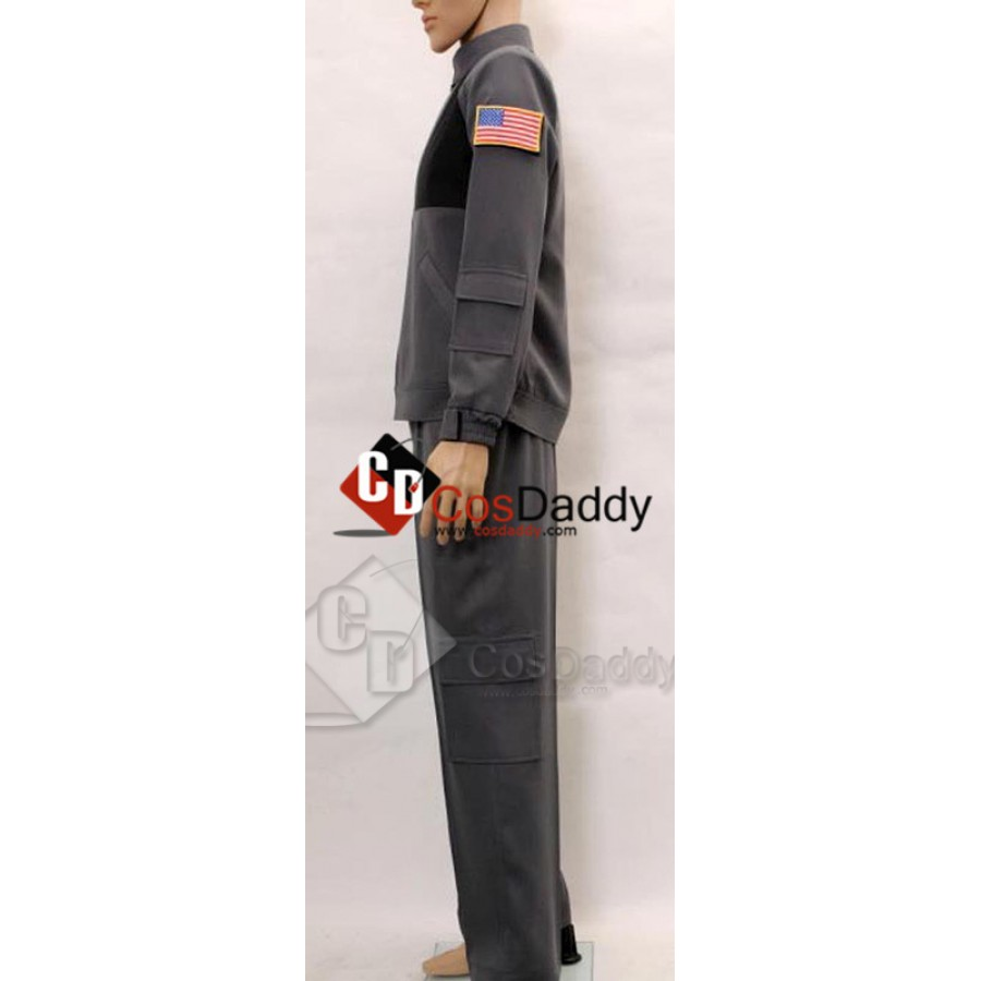 Details about  /Hot Stargate Atlantis JOHN SHEPPARD Full Costume Uniform Cosplay costume@