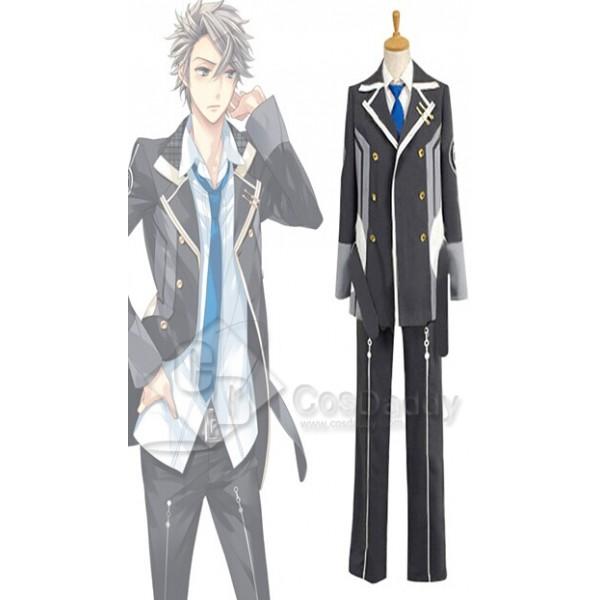 Starry Sky Kanata Nanami School Boy Cosplay Costume