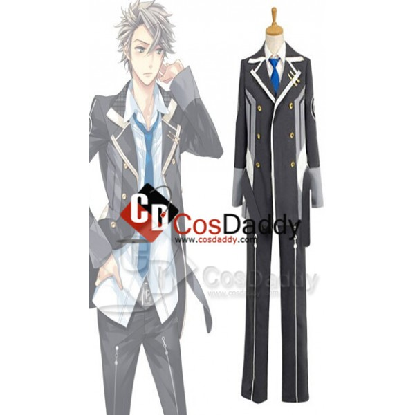 Starry Sky Kanata Nanami School Boy Cosplay Costum...