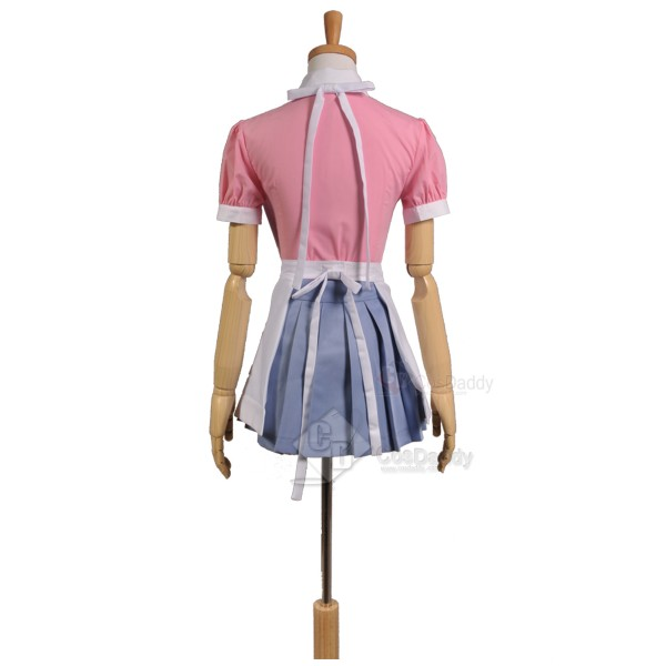 Super Danganronpa 2 Mikan Tsumiki Dress Cosplay Costume
