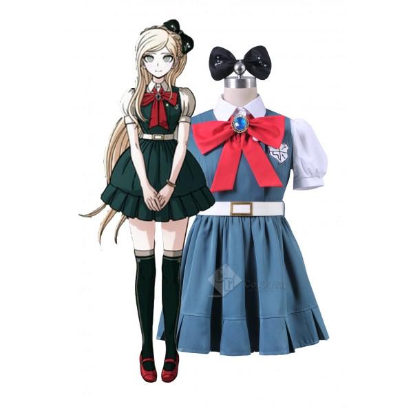 Super Danganronpa 2: Sayonara Zetsubō Gakuen Sonia Nevermind Cosplay Costume