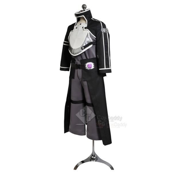 Sword Art Online GGO Gun Gale Online Kazuto Kirigaya Cosplay Costume