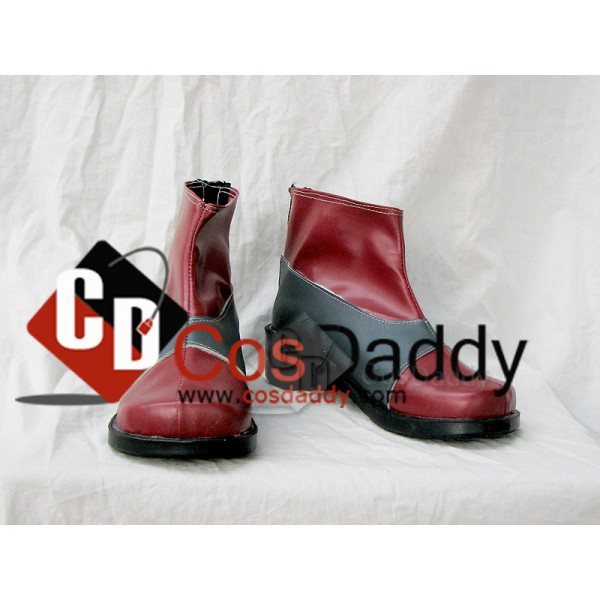 Tales of The Abyss Luke Cosplay Boots Shoes Custom...
