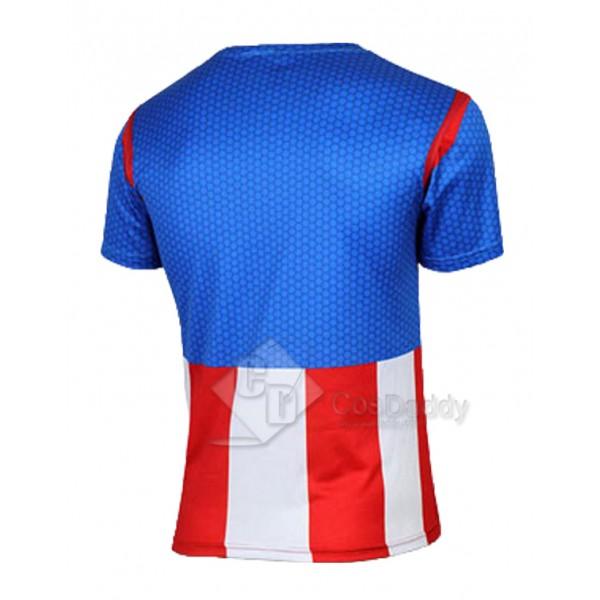 The Avenger 2 Ultron Captain America T Shirt