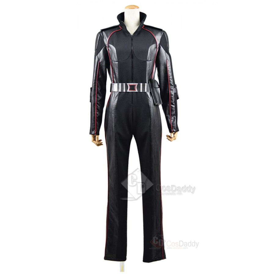 The Avengers 2 Age Of Ultron Black Widow Cosplay Costume