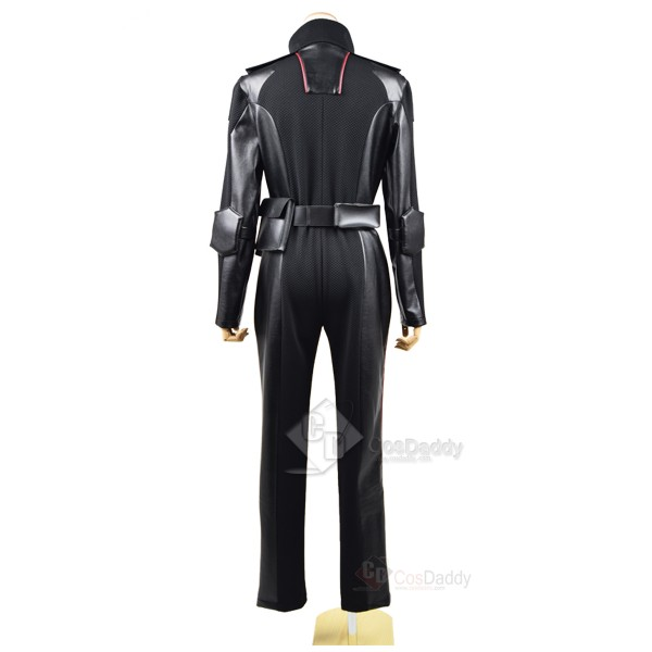 The Avengers 2: Age of Ultron Black Widow Cosplay Costume