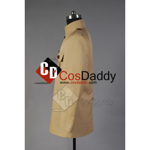The Beatles at Shea Stadium Jacket Cosplay Costume