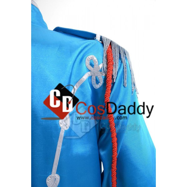 The Beatles Sgt.Pepper's Lonely Hearts Club Band Four Sets Cosplay Costume