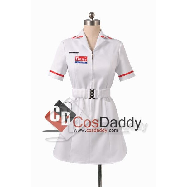 Batman:The Dark Knight Joker Nurse Uniform Cosplay...