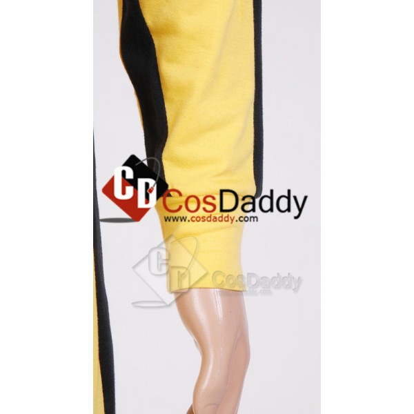 The Game of Death Bruce Lee Jumpsuit Cosplay Costume