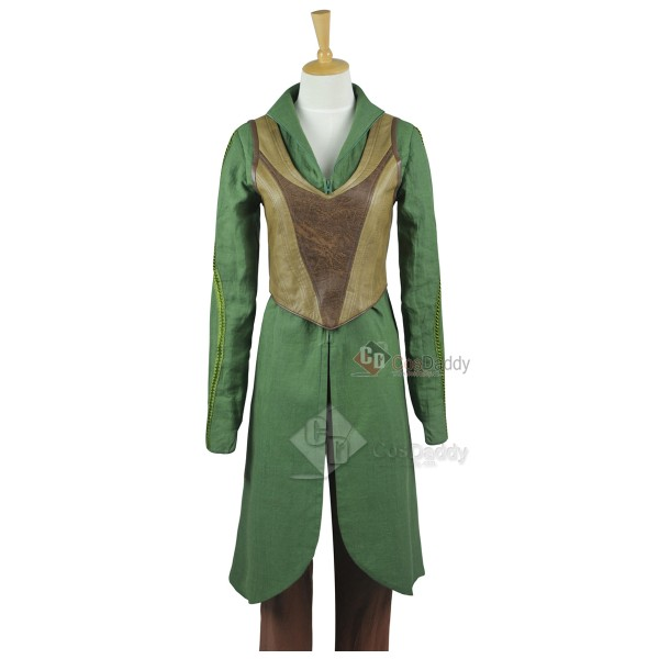 The Hobbit 2:Desolation of Smaug Tauriel Cosplay C...