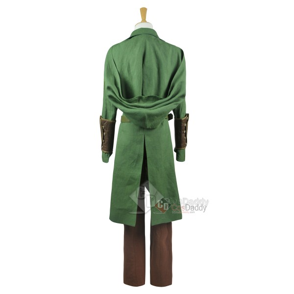 The Hobbit 2:Desolation of Smaug Tauriel Cosplay Costume