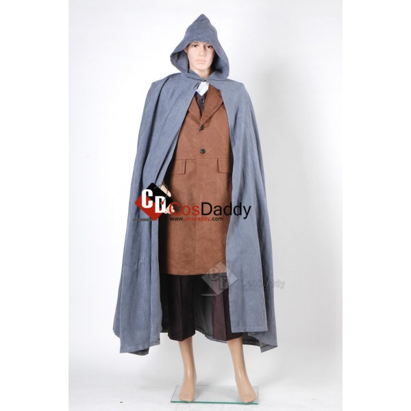The Lord of the Rings Frodo Baggins Cosplay Costum...