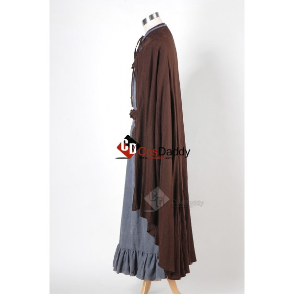 The Lord of the Rings The Fellowship of the Ring Gandalf Cosplay Costume