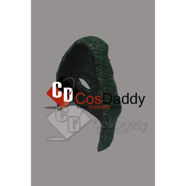 The Mask Loki's Mask Replica Cosplay Movie Prop Ver A