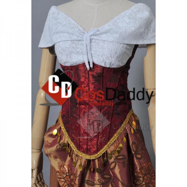 The Phantom of the Opera Christine Daae Dress Cosplay Costume